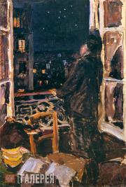 Якунчикова Мария. Студент. 1892
