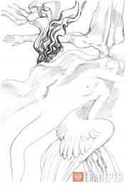 Alexander BURGANOV. Drawing. 2008