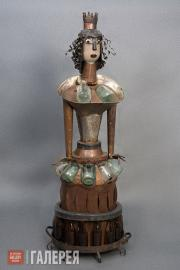 Пологова Аделаида. Королева. 2002