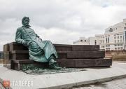 Рукавишников Александр. Памятник А.П. Чехову. 2014