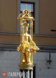 Burganov Alexander. Princess Turandot Fountain. 2000