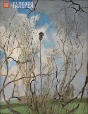 Ruszczyc Ferdynand. Spring. 1907