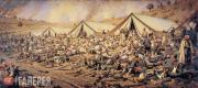 В.В.ВЕРЕЩАГИН.  После атаки. Перевязочный пункт под Плевной. 1881