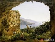 Shchedrin Sylvester. Matromanio Grotto on the Island of Capri. 1827