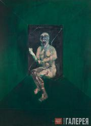 """Francis Bacon. Study for the Nurse in the film """"The Battleship Potemkin"""". 1957"""