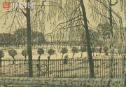 Ostroumova-Lebedeva Anna. Spring Motif. 1904