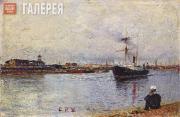 Боголюбов А. Первое сражение русского корабельного флота под командой Н.А.Сеняви
