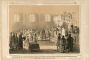 Russian Orthodox Clergy Performing the Liturgy in Peking for the Albazinians (de