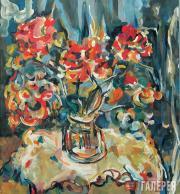 Тарон ГАРИБЯН. Натюрморт с розами