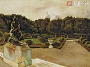 Бенуа Александр. Версаль. 1900-е