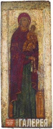 Неизвестный художник. Богоматерь Максимовская. 1299