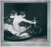 Dawe George. Philip Howorth as the Infant Hercules Strangling the Serpent. 1811