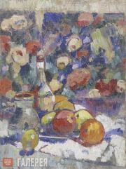 Exter Alexandra. Still-life. 1909