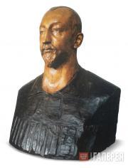 Портрет В.Ф. Эрна. 1914