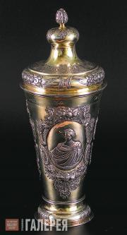 Beaker. Mid-18th century
