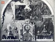 Бенуа Александр. Проект декоративной отделки интерьера ресторана Казанского вокз