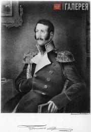 Prince Sergei Stroganov. 1820s