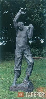 Фритц КРЕМЕР. Поднимающийся с колен. 1966–1967