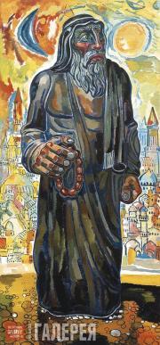 Tsereteli Zurab. From the «Jerusalem» series. 2004