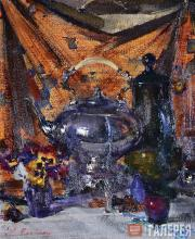 Fechin Nikolai. Still-life with a Teapot. 1930s (?)