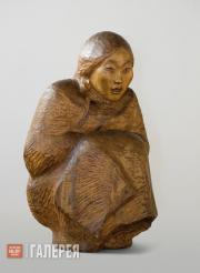 Женщина народности нивхи. 1930
