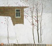 Sidorov Valentin. It Snows. 1969
