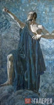 Ф.И. Шаляпин в роли Мефистофеля в опере Ш. Гуно, Ж. Барбье, М. Карре  «Фауст»