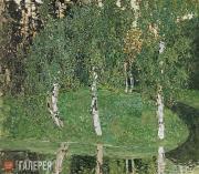 Golovin Alexander. Birch Trees. 1908-1910