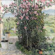 Golovin Alexander. Umbrian Valley. 1910s