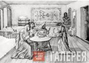 Dourbekov Gazi-Magomed. Polygamist Family