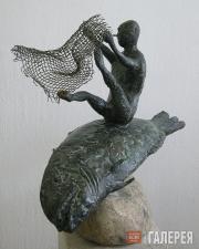 Корнеев Виктор. Старик и море. 2002