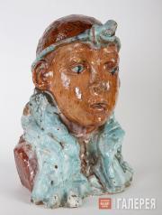 Врубель Михаил. «Египтянка». Около 1900
