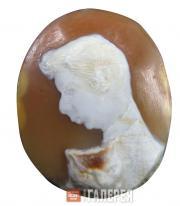 А.С. ГОЛУБКИНА. Портрет В.В. Трофимова. 1920–1923