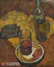 Затуловская (Михайлова) Раиса. Стакан чая. 1943