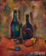 Г.П.ЕГОШИН. Две бутылки. 2006