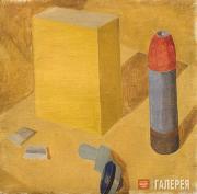 Евгений Павлович Ефимов (1899–?). Натюрморт. 1929