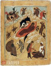 Неизвестный художник. Рождество Христово. Начало XVI в.