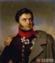 Dawe George. Portrait of Cavalry General Nikolai Rayevsky. No later than 1828