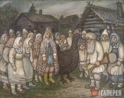 Yefim CHESTNYAKOV. King of Black Grouses