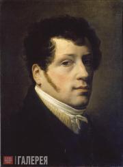 Щедрин Сильвестр Феодосиевич. Автопортрет. 1817