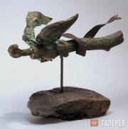 Соколов Кирилл. Летящий ангел. 1995