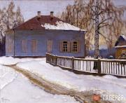 Germashev Mikhail. The Manor House