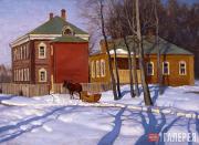 Germashev Mikhail. Near Petrograd