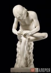 Неизвестный художник. Мальчик, извлекающий занозу. 1 век до н.э.