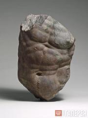 Неизвестный художник. Торс кентавра. 1 век н.э.