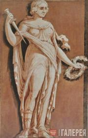 Ferrari Jacopo. The Muse of Tragedy