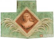 Unknown artist of the early 19th century. Part of a plafond