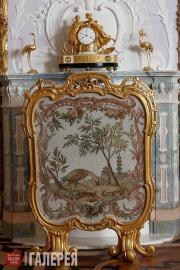 Экран каминный. Россия. 1764–1767