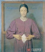 Группа «РОССИЯ». Людмила Блок. 1997
