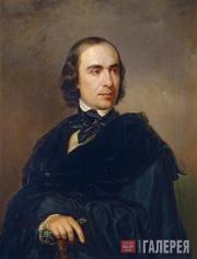 Портрет Т.Н. Грановского. 1845
